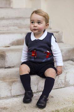 Prince George  So sweet ❤️