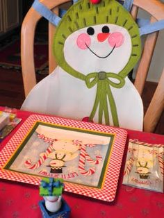 Kid's Christmas cookie party