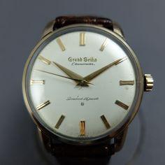 Grand Seiko 3180 1st