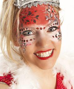 AnjaPiranja - Carnavalsschmink, grime en kostuums - AnjapirAnjA