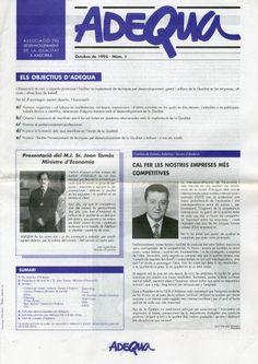 Ejemplar gratuito en catalán de octubre de 1995.