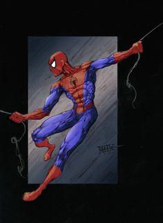 Classic Spider-Man by rhixart on DeviantArt