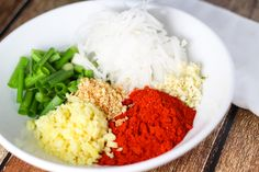 Kimchi - healthy natural probiotic that keeps in fridge for one month platingsandpairings.com