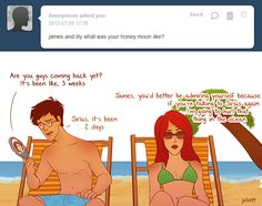The Honeymoon by julvett on DeviantArt