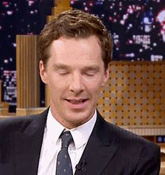 Sherlock & Hannibal — Gigglybatch on the Tonight Show  x