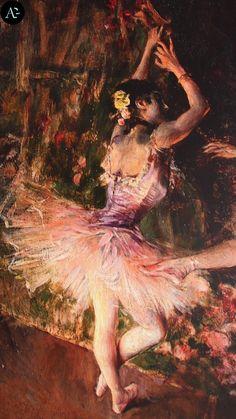 Giovanni Boldini | alla scuola di ballo