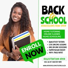 Free Registration!! Tutoring enhance the creativity of students of all ages. We have professional and qualified expert Tutors to help with your child's Education. Our services offers: - a unique and individualized learning experience - Increases good study habits - Improves student's academic performance, retention, and personal growth - Encourages higher level of thinking - Improves student' self-esteem Contact us Today to get started with your child's Education. 068 035 1845/067 015 9855 Good Study Habits, Home Tutors, School Admissions, Malcolm X, Online Lessons, Kids Education, Self Esteem, Curriculum, Back To School