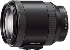 This is the lens you need to replace the kit lens. Then, when you've upgraded your firmware to Version you will have a motorized servo zoom. Sony PZ OSS Alpha E-mount Lens Standard Zoom Lens, Chromatic Aberration, Sony E Mount, Focal Length, Aperture, Wide Angle, Camera Lens, Binoculars
