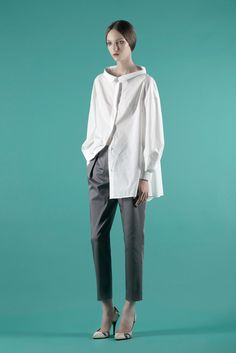 1a1296977 See the complete Vika Gazinskaya Spring 2014 Ready-to-Wear collection.  Vestidos De