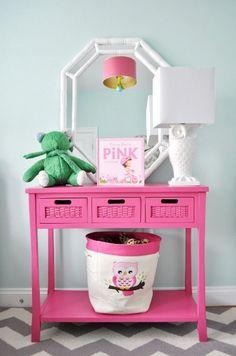 Pop of Pink Furniture
