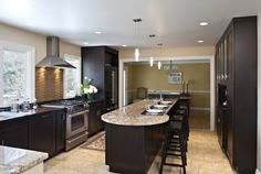 South Shore Decorating Blog ~ Gorgeous, Drool-Worthy Kitchens