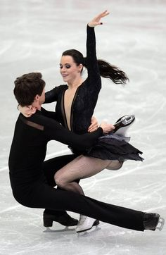 Virtue and Moir faves