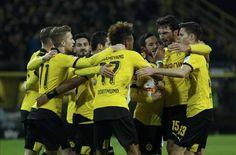 Borussia Dortmund devastante: in metà stagione più gol dell'anno scorso - http://www.maidirecalcio.com/2015/12/15/borussia-dortmund-attacco.html