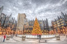 PPG Plaza in Pgh