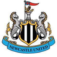 Newcastle United Football Club Logo [EPS] Vector EPS Free Download ...