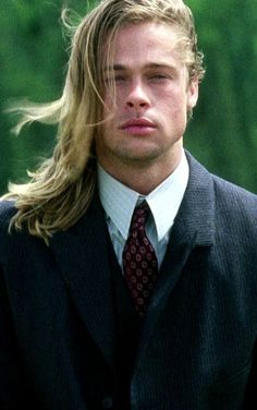 Brad Pitt -Legends of the Fall one of my faves! Beautiful Men Faces, Beautiful Boys, Gorgeous Men, Brad And Angelina, Tony Soprano, Jolie Pitt, Actrices Hollywood, Kris Kristofferson, Good Looking Men