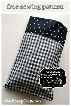 toddler pillow and case