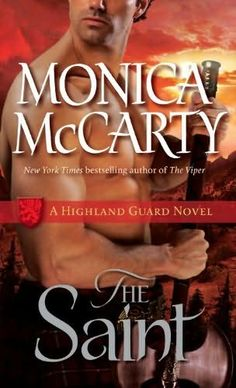 book cover of     The Saint - Monica McCarty     (Highland Guard , book 5)    by    Monica McCarty