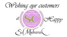 Wishing all our customers a Happy Eid Mubarak from Sweet Centre. 106 Lumb Lane  BD8 7RS Tel: 01274 725454 www.sweetcentrebradford.co.uk  #est1964 #50years #bradford #yorkshire #finest #eidmubarak #sweetcentre Happy Eid Mubarak, Bradford, Yorkshire, Wish, Centre, Sweet, Candy, Yorkshire Terrier Puppies