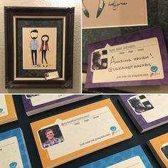 Custom made sticky notes by JotSpark.com. Like, dig & love your world!