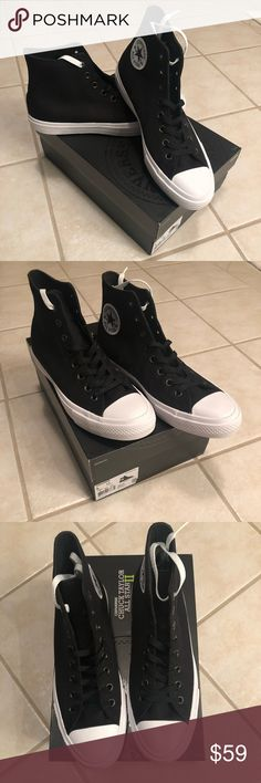 NEW Converse Chuck Taylor All Star II Brand NEW Converse Chuck Taylor II. 2  sizes available  9 women   11 women. Comes with the original box! 99c54d6c2
