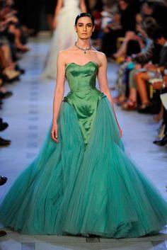Zac Posen 2013. Mermaid dress.