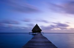 Our Hut through the Passage of Time by David M Hogan, via Flickr