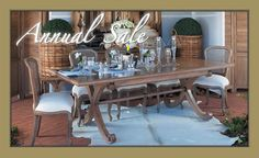 Our Annual Sale is now on! We've reduced ALL indoor and outdoor furniture and homewares by 10-50% for a short time only. Visit us at 250 Stirling Hwy, Claremont to view our range