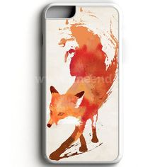 Fox Paint case provides a protective yet stylish shield between your iPhone 7 and accidental bumps, drops, and scratches. Features slim and lightweight profile, precise cutouts, and provides easy acce