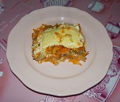 """Кушать подано! Рецепты вкусных блюд из простых продуктов.: Картофельная запеканка с сыром """"Праздничная"""""""