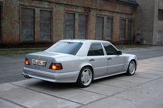 Mercedes Benz E500 Amg (w124) by р|d, via Flickr