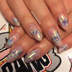 @asabree on @insta.bex inspo from @krocaine sickkkkkk #nailswag #nailchurch #fingerbangme #fingerbang #fingerbangportland