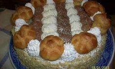 Torta Saint Honorè – È Donna