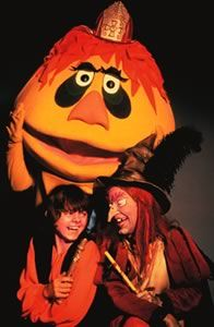 "HR Pufnstuf Anyone else remember this!  UH Yeah...think about it...""Puf-N-stuff"" I'm just sayin'!"