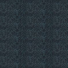 Felis by Emma J Shipley - Navy - Wallpaper : Wallpaper Direct Navy Wallpaper, Bedroom Wallpaper, Gold Highlights, Dark Walls, Beautiful Interiors, True Colors, Red Roses, How To Draw Hands, Bath Ideas