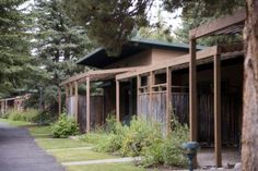 Jackson Lake Lodge Cabin, WY