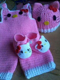 Hello Kitty Dress Hello Kitty Crochet Cat Dresses Crochet For Kids Crochet Baby Baby Staff Newborn Girls Crochet Fashion Doll Accessories Knitting For Kids, Baby Knitting Patterns, Baby Patterns, Hello Kitty Crochet, Hello Kitty Dress, Crochet Baby Costumes, Crochet Baby Clothes, Crochet Girls, Crochet For Kids