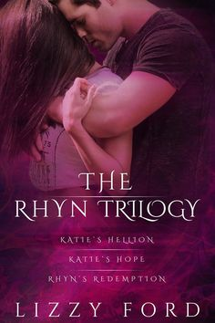 """The Rhyn Trilogy"" - cover reveal and four day paperback sale! Isn't this cover FANTASTIC?! Grab the omnibus (featuring all three books and a short story!) for $12 - SIGNED! Quantities limited! http://lizzy-ford-book-shop.myshopify.com/…/the-rhyn-trilog… Cover design: Eden Crane Design Cover photography: MHPhotography Cover models: Julio Elving - Model and Model Amee Thompson"