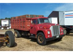 1963 INTERNATIONAL LOADSTAR 1600