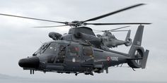 Helicopter Eurocopter AS565 Panther. Specifications. A photo.