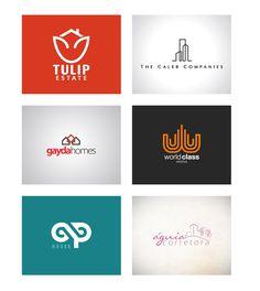 Real estate logo inspiration