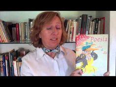 """Poesía, una al día. Editorial Alfaguara. A partir de 5 años. A los niños les encanta la música de las palabras... aunque a los temerosos adultos la palabra """"poesía"""" nos asuste un poco."""