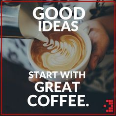 I don't know what I'd do without great coffee. I'm guessing something like... 25 to life?