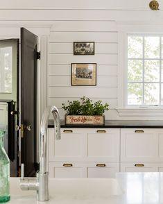 paneled drawers with bin pulls