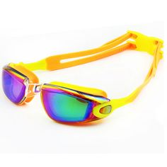 Find More Swimming Eyewear Information about New Children Swimming Goggles Kids Colorful PC Lens Professional Coating Waterproof Electroplate Swim Glasses for Baby,High Quality glasses dlp,China glasses manufacturer Suppliers, Cheap glasses eyesight from Bikepro Sports on Aliexpress.com