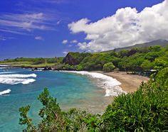 Hawaii... on my honeymoon :)