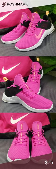Spotted while shopping on Poshmark: Nike Air Max Bella Womens! Plus Fashion, Fashion Tips, Fashion Design, Fashion Trends, Workout Session, Poly Bags, Women Brands, Weight Training, Stability