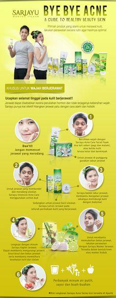 Perawatan khusus untuk kulit berjerawat - Bye Bye Acne