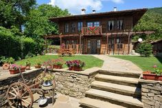 Beautifully restored Bulgarian village house http://bulgariatravelagent.com