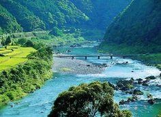 shimanto-river. jpn